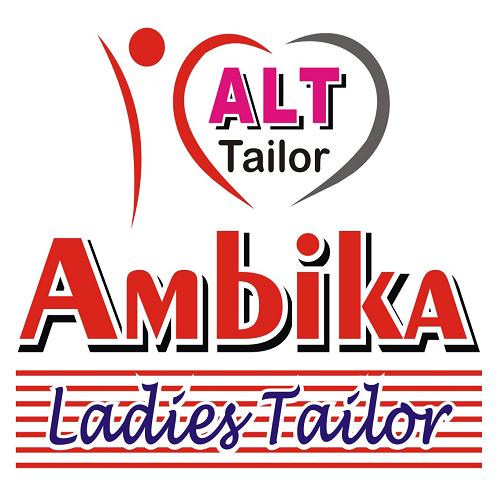 ambika ladies tailor logo